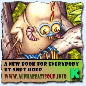 Supporter of the Alphabeast Soup Kickstarter Campaign