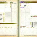Low Life Redredged Character Sheet - Full Color